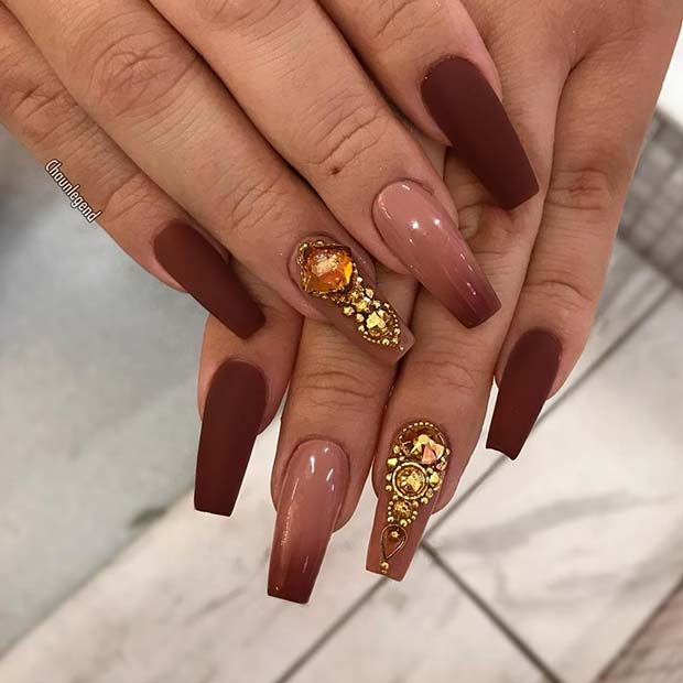 GEL NAILS DESIGNS AND IDEAS