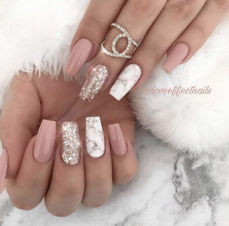 leave your nails natural