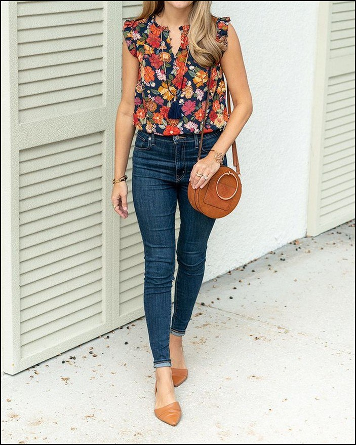 jeans summer styles for girls