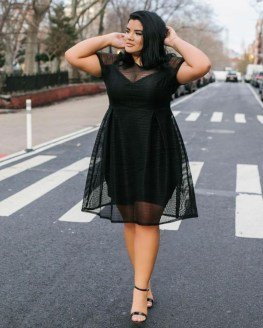 plus size summer dresses with sleeves
