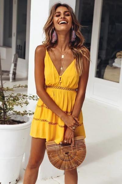short summer dresses for moms
