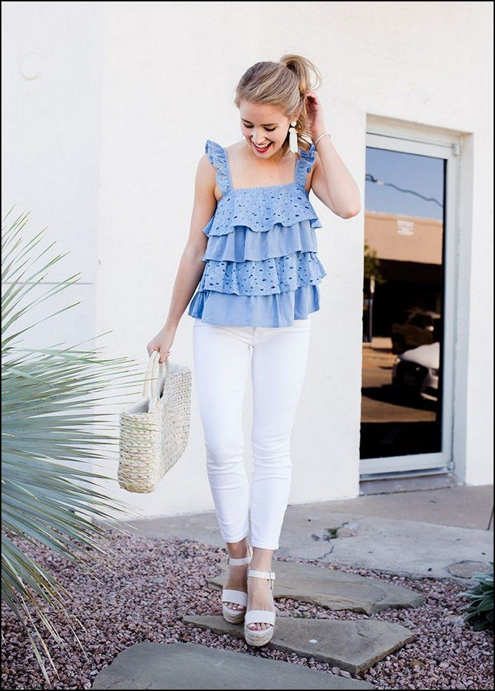 summer casual wear for ladies