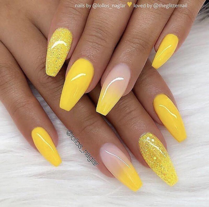 nail designs acrylics