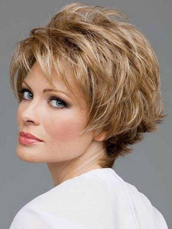 medium length hair for women over 50