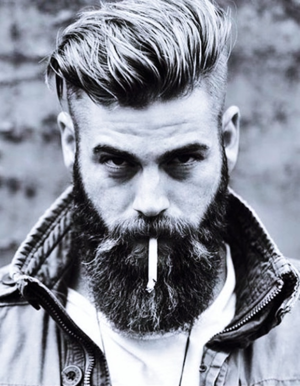 french beard styles for round face