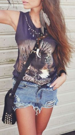 Best Trendy Summer Outfit Ideas for Teen Girls