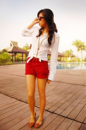 outfits for short women