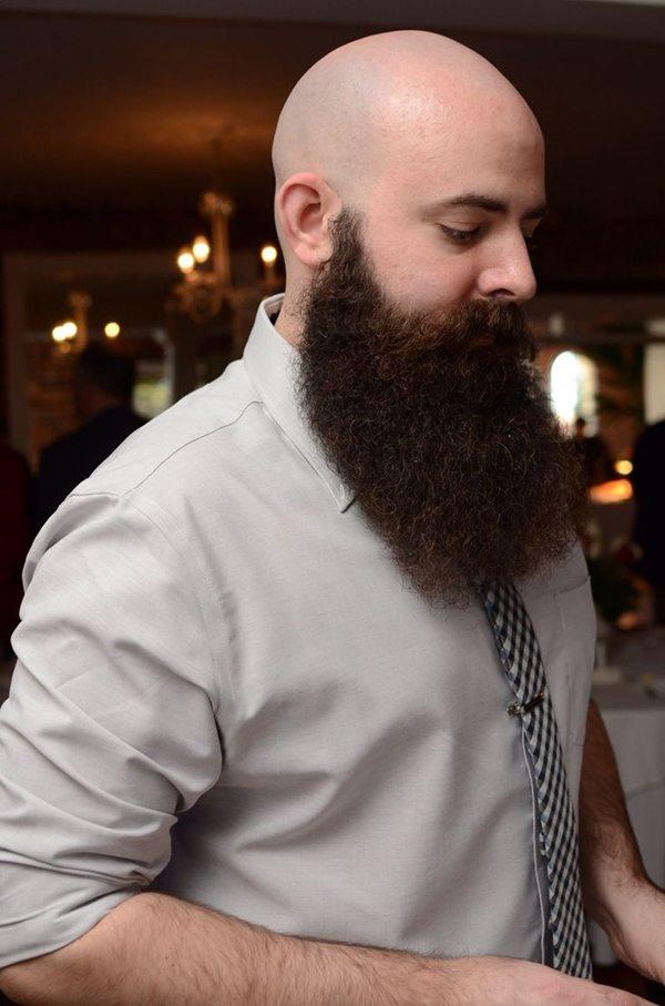 Beard For Bald Men