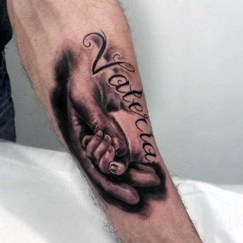 44 Kids Name Tattoos