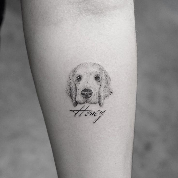 Animal tattoos and Small tattoos