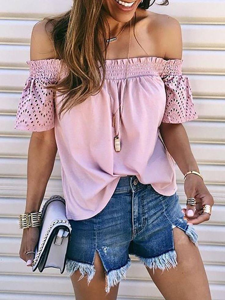 summer shorts outfits for teen