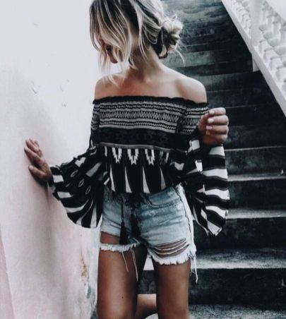 Best Trendy Summer Outfit Ideas for