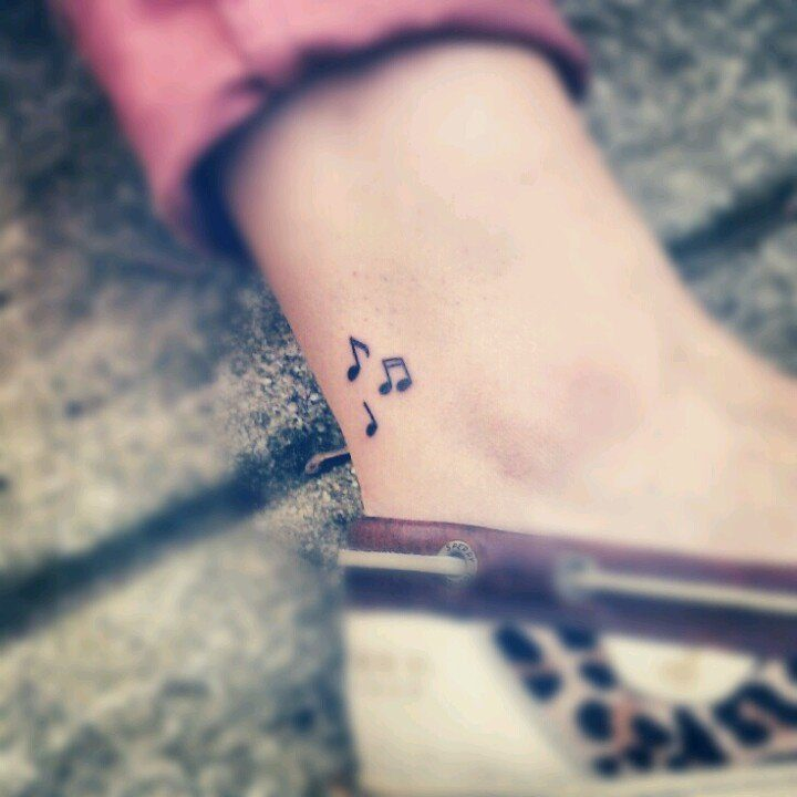 Awesome Music Tattoo Collection