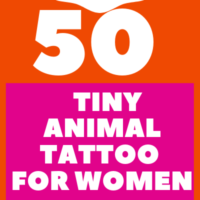 Tiny Animal Tattoo Designs