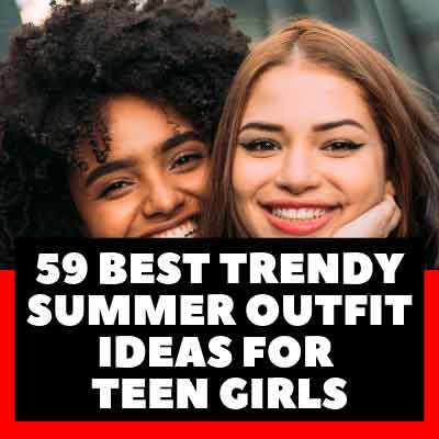 59 Trendy Summer Outfit Ideas