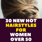 30 New Hot Hairstyles For Women Over 50