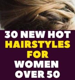 30 Hot Hairstyles For Women Over 50 Trendiest  Haircuts