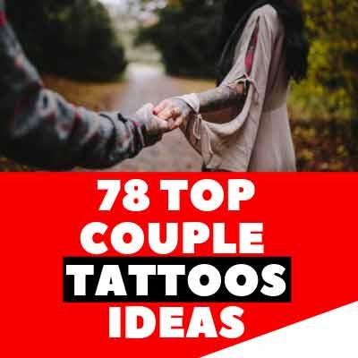 78 Top Couple Tattoos Ideas