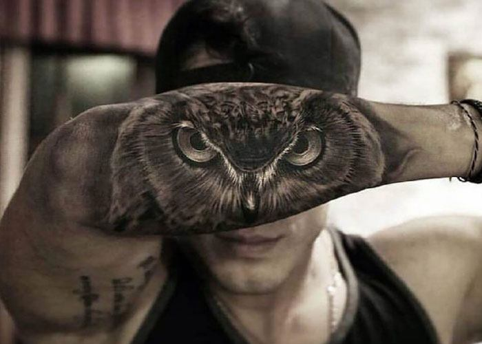 owl tattoos meaning