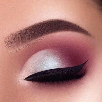 makeup for valentine's day