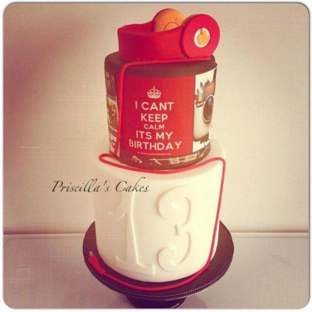 CAKE FOR TEENAGER BOYS