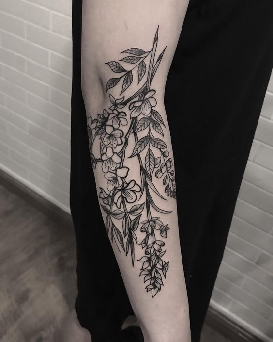 Unique Forearm Tattoo Ideas for Women