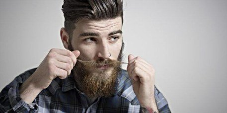 beard shapes and designs