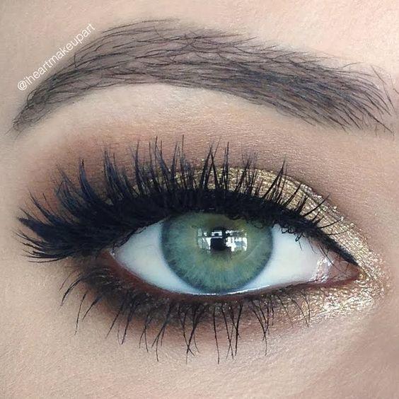 makeup looks for deep set