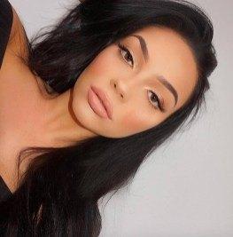 cool makeup for melanin girls ideas