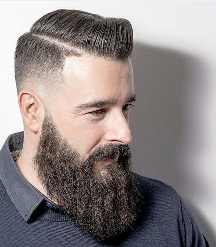 beard styles cut