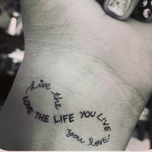 best small tattoos ever for a girl on wrist