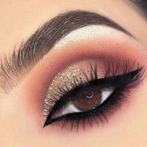 black tone eyeshadow for deep set eyes