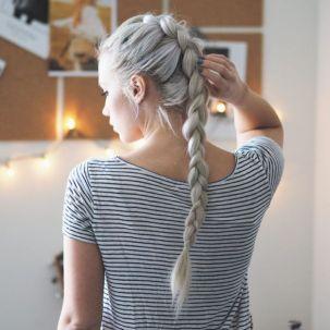 hairstyle for school girl short hair