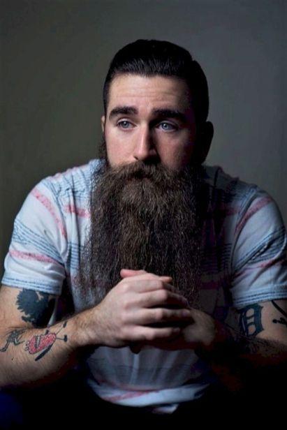 beard always enhances