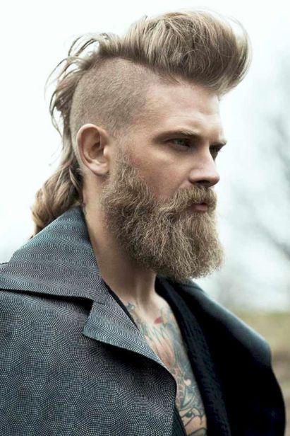 beard is a trend