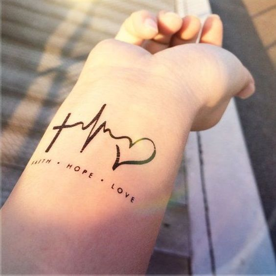 nice small tattoos for ladies