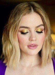 look using bolder eyeshadow