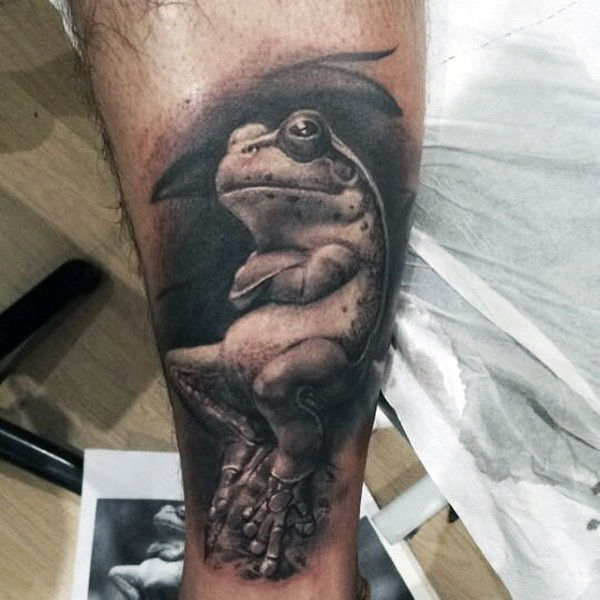 frog tattoo pictures