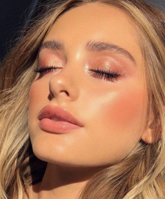 best makeup for teenage girl  pictures