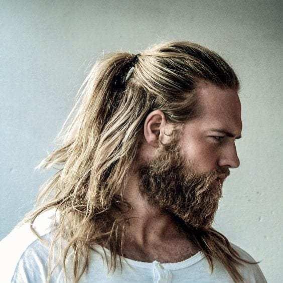 new long beard look idea images