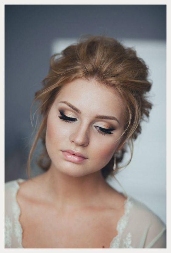 natural wedding day makeup ideas images