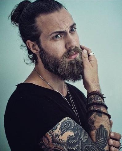 beard style according
