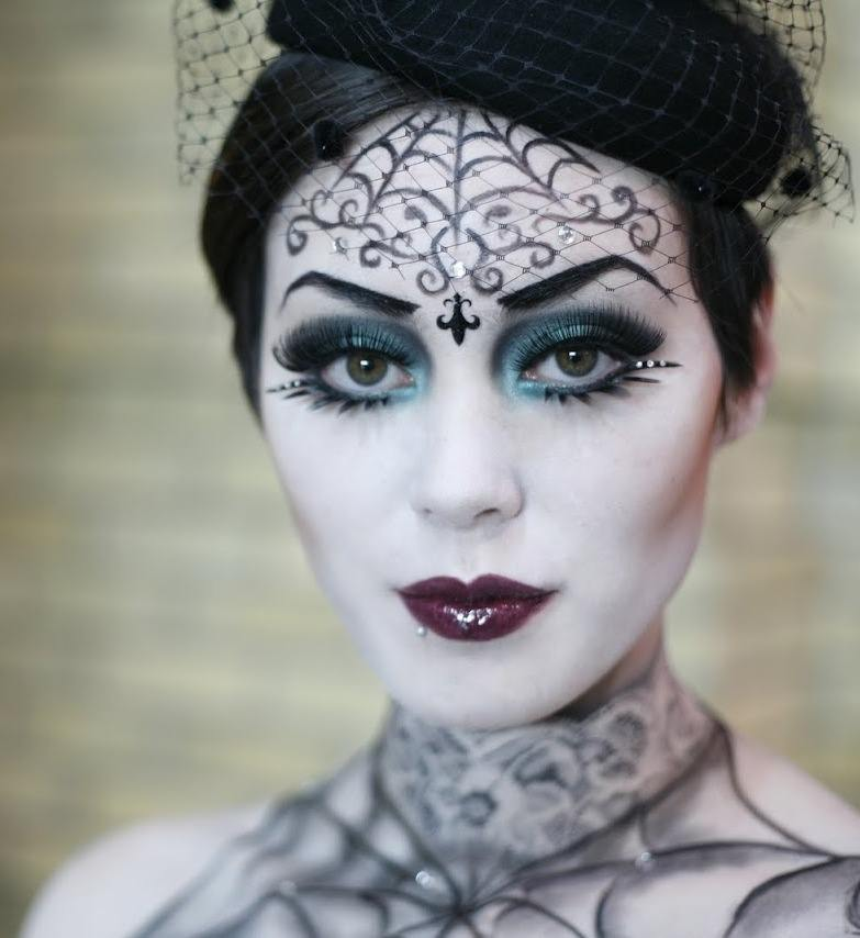mexican halloween face paint for women