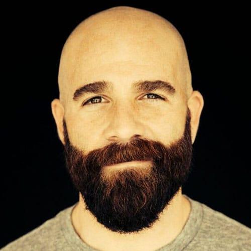 best beard look bold men