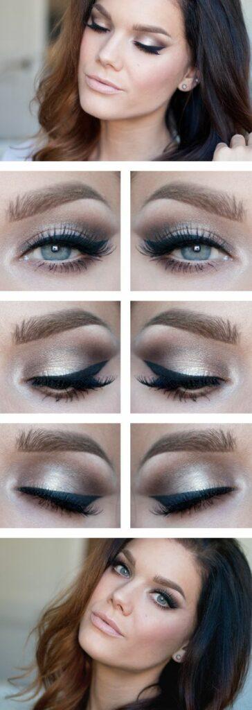 eyeliner for almond shaped eyes