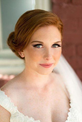 the latest bridal makeup