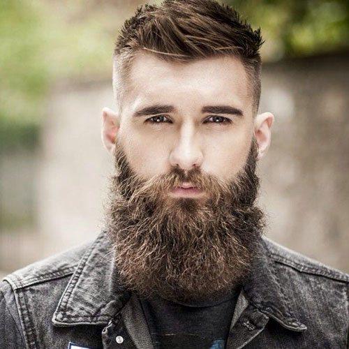 long beard grooming styles images 2021