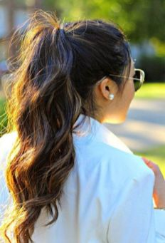 cute hairstyles for teenage girl for school