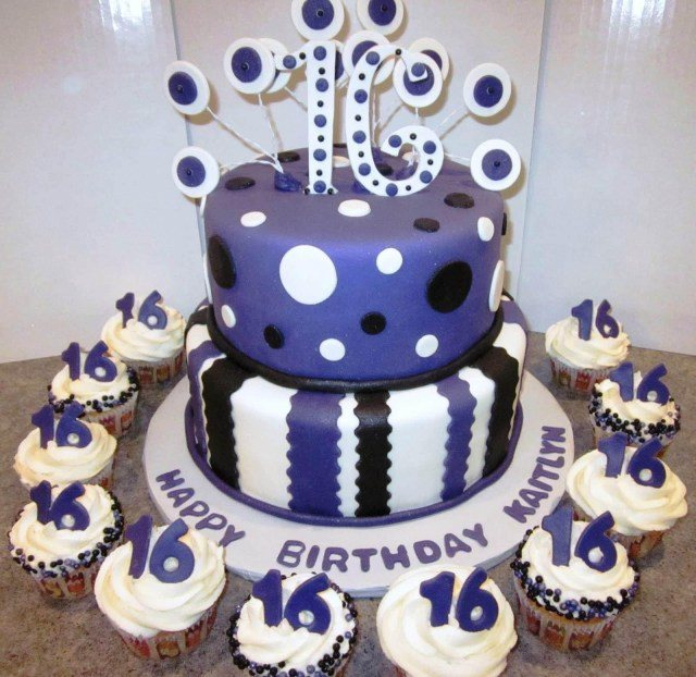 Birthday Cake For