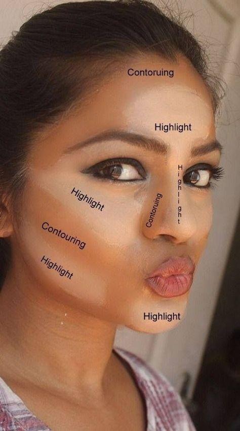 best contour for pale skin